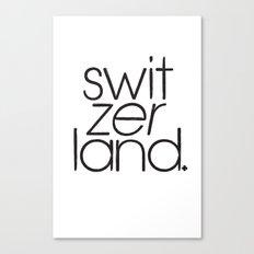 SWIT Canvas Print