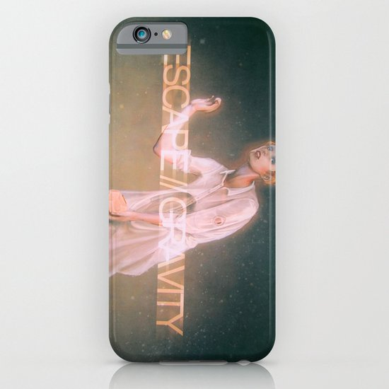 Escape Gravity And Into Space iPhone & iPod Case
