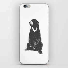 Sun Bear iPhone Skin