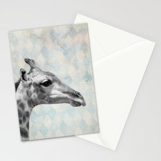 Retro Giraffe Stationery Cards