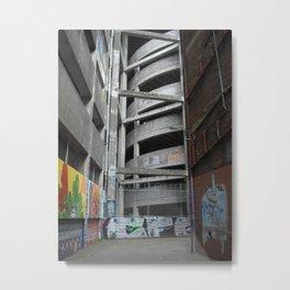 Juncture Metal Print