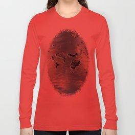 Drowning Leaves Long Sleeve T-shirt