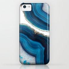 Blue Agate Slim Case iPhone 5c