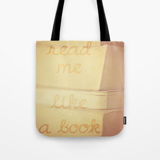 Read Me Tote Bag