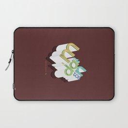 Mandamientos Laptop Sleeve