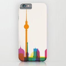 Shapes of Berlin accurate to scale Slim Case iPhone 6s