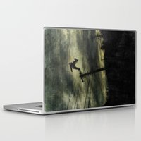hunting Laptop & iPad Skins featuring Hunting by Matthew Dunn