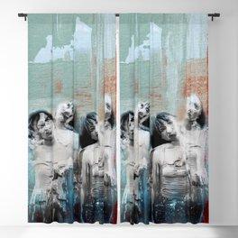Four shades Blackout Curtain
