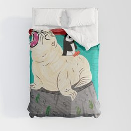 Song Of The Sea Lion Comforters