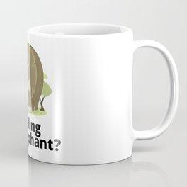 Feeling Irrelephant? Coffee Mug