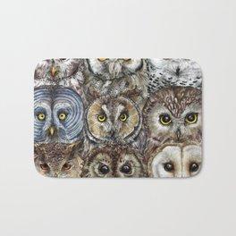 Owl Optics Bath Mat