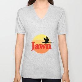 Wawa Jawn Unisex V-Neck