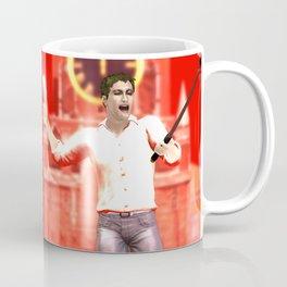 SquaRed: Cheers Coffee Mug
