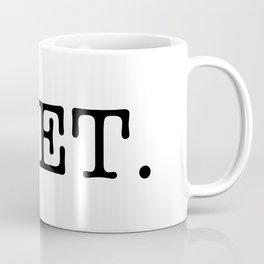 POET. Coffee Mug
