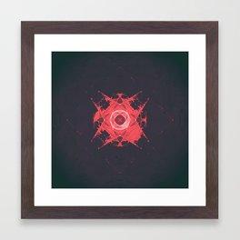 HAL9100 Framed Art Print