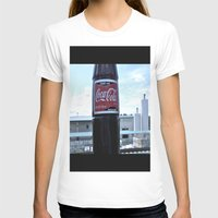 coke T-shirts featuring Industrial Coke by Vorona Photography