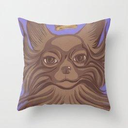 L O L A Throw Pillow