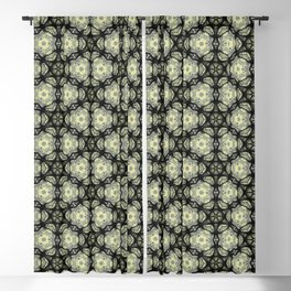 Pattern #18 Blackout Curtain