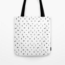 Sketches. Tote Bag