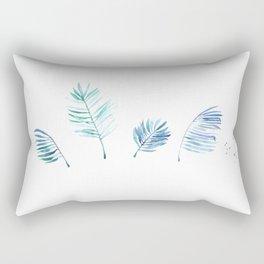Cold Tropical Rectangular Pillow
