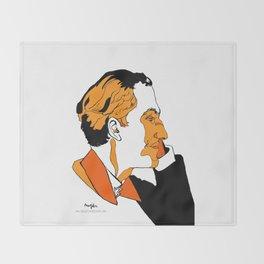 Gershwin Throw Blanket