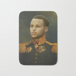 Steph Curry Classical Painting Bath Mat