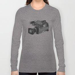 Video camera Long Sleeve T-shirt