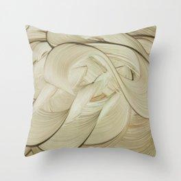 Nammu Throw Pillow