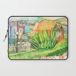 Doca de Santo. Lisbon Laptop Sleeve