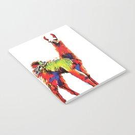 Electric Llamas Notebook