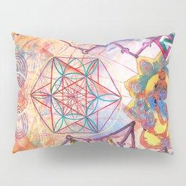 Hindu Geo Psych Pillow Sham
