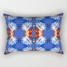 Another look  sunset - Rereading Rectangular Pillow