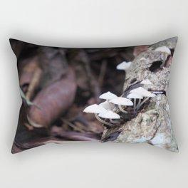 Little mushroom Rectangular Pillow