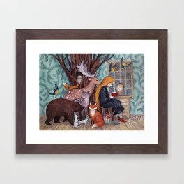 Fairytales Framed Art Print