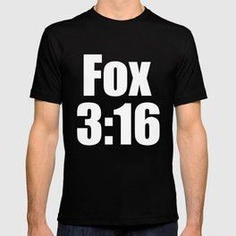 Fox 3:16 T-shirt