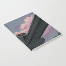 Moonrise Train Notebook