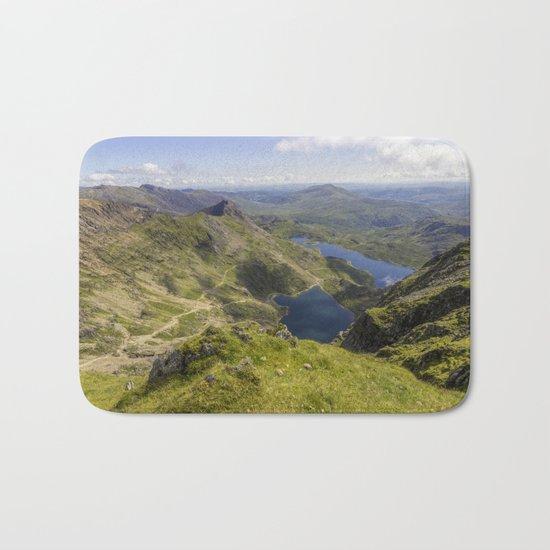 Snowdon Summit Bath Mat