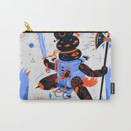 Ninja strikes back Carry-All Pouch