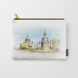 Saint Isaac's Cathedral Carry-All Pouch