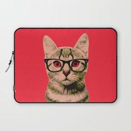 Warhol Cat 4 Laptop Sleeve