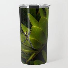 Tropical spider Travel Mug
