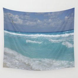 Carribean sea 3 Wall Tapestry