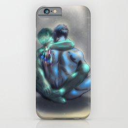 Broad Shoulders iPhone Case