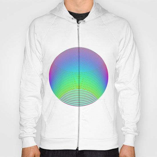 Endless Rainbow Hoody