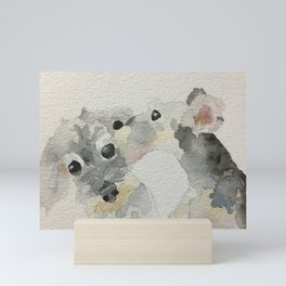 Bromance Mini Art Print