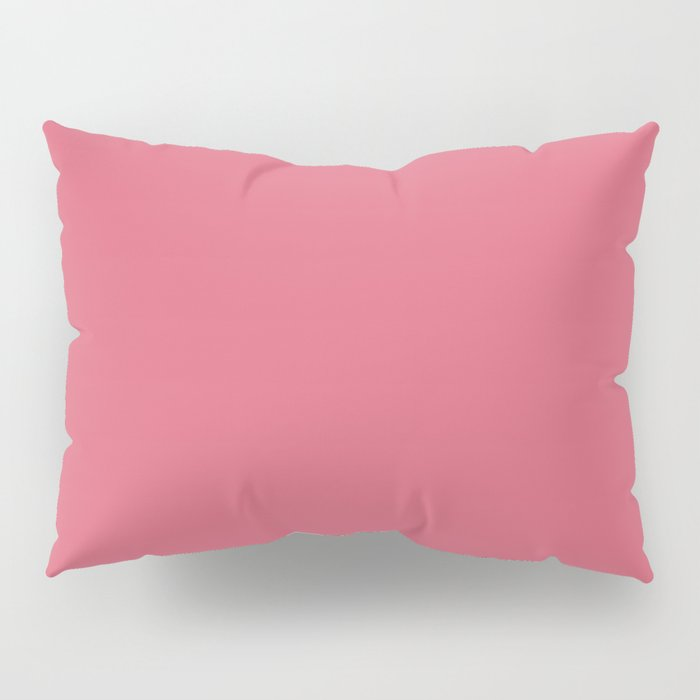 Color Trends 2017 Classic Nantucket Red Pillow Sham