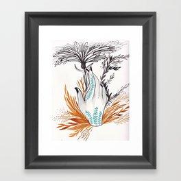 Lets Make Beautiful Things Framed Art Print