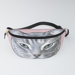 I Hecking Love My Cat Fanny Pack