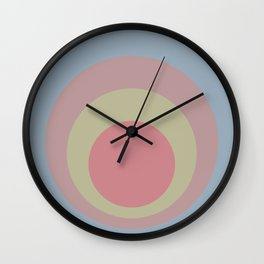 Homage to the Circle Wall Clock