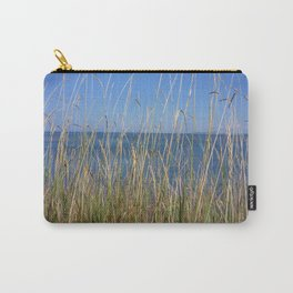 Sea horizon line Carry-All Pouch